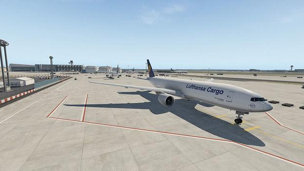 X-Plane 11 AddOn Airport Frankfurt [PC / Mac Box] online bestellen