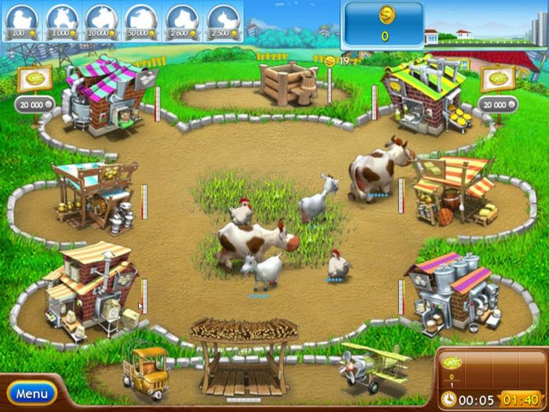 Farm frenzy pizza party game online | Farm Frenzy: Pizza