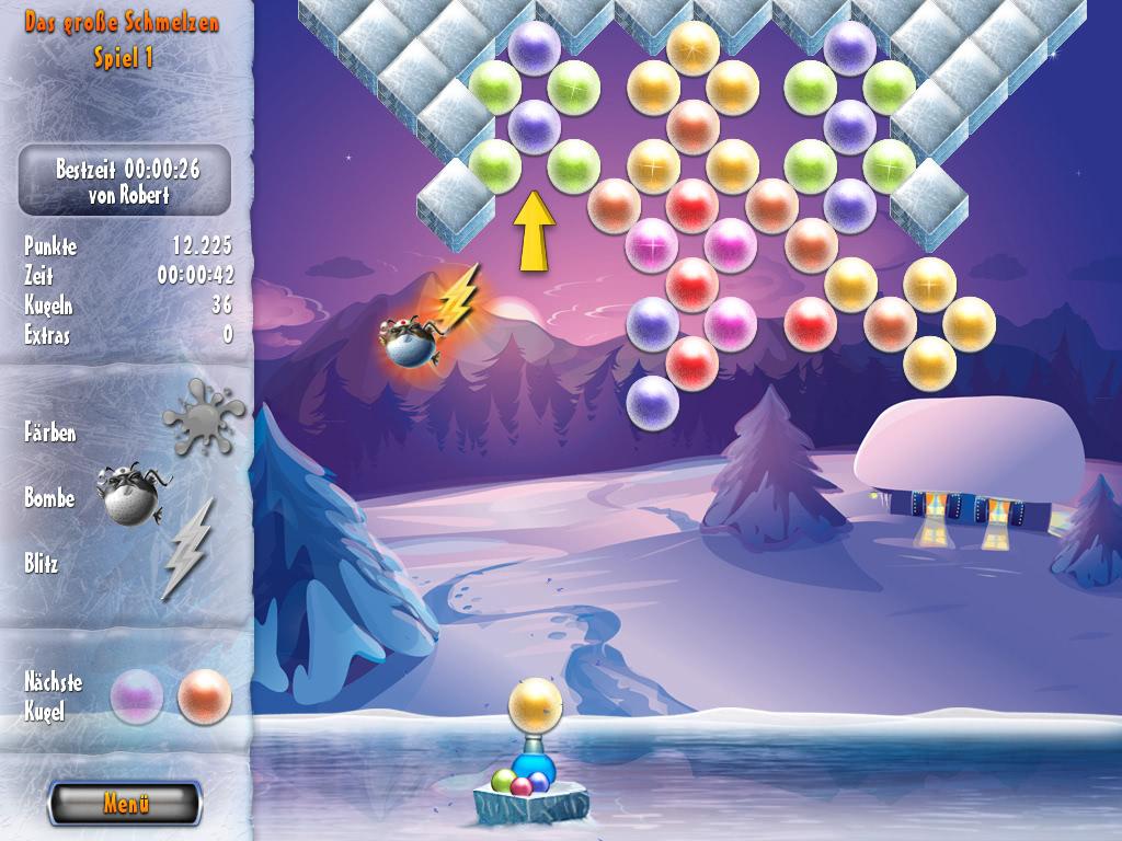 Yeti Bubbles -Verrückte Pinguine [PC ] online bestellen | McGame.com