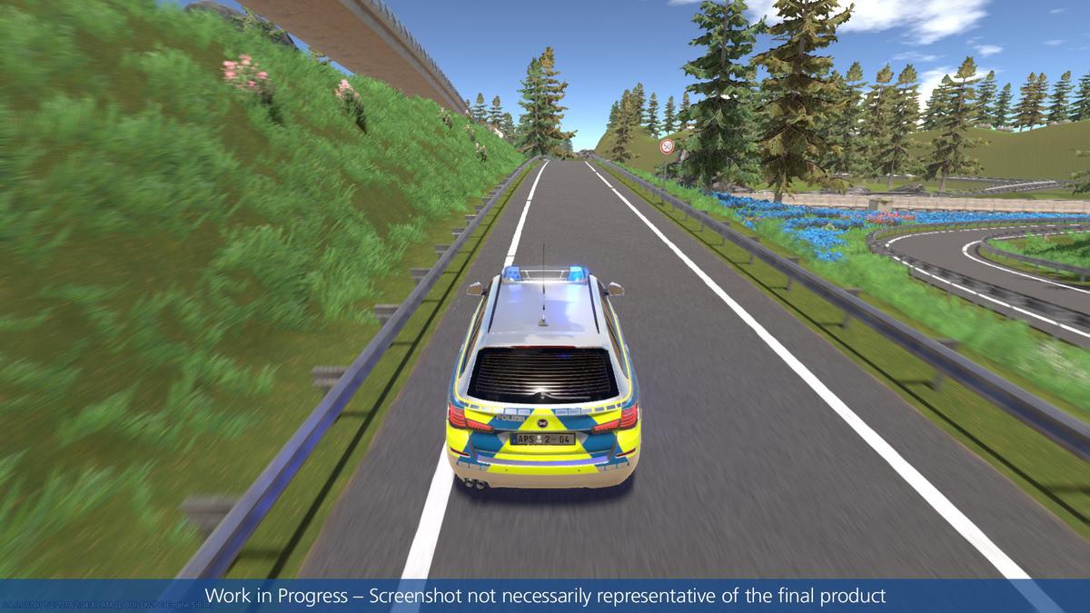 Order Autobahn Police Simulator 2 Pc Steam Code Online Mcgame Com