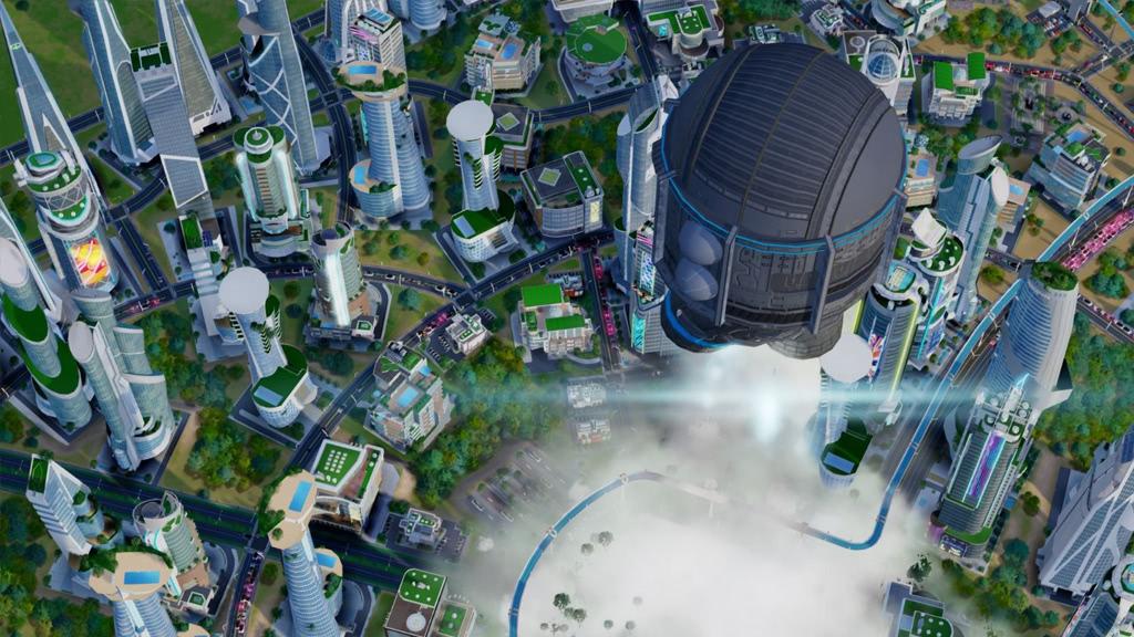 Simcity Städte Der Zukunft Add On Pc Online Bestellen Mcgamecom
