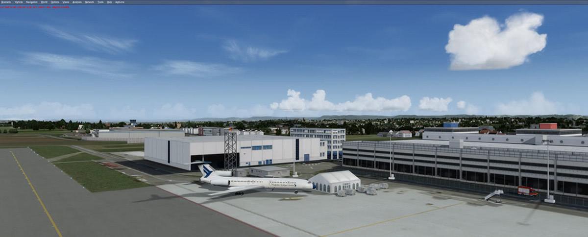 Prepar3D V4 German Airports - Stuttgart professional [PC Download ...