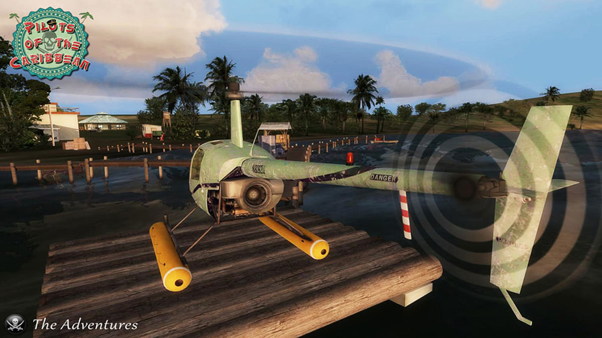 FSX Pilots of the Caribbean - The Adventures