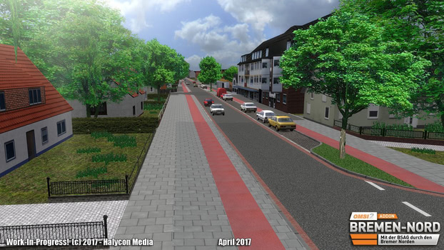 OMSI 2 Bremen-Nord