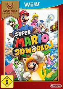 Verpackung von Super Mario 3D World Selects [Wii U]