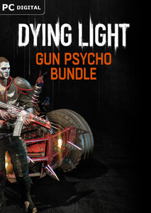 Packaging of Dying Light Gun Psycho Bundle [PC]