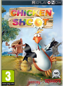Packaging of ChickenShoot 1 [PC]