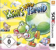 Verpackung von Yoshi's New Island [3DS]