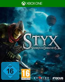 Verpackung von Styx - Shards of Darkness [Xbox One]