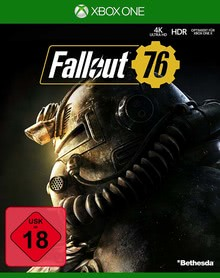 Verpackung von Fallout 76 [Xbox One]