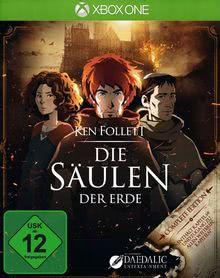 Verpackung von Ken Follett's Die Säulen der Erde [Xbox One]