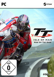 Verpackung von TT Isle of Man: Ride on the Edge [PC]