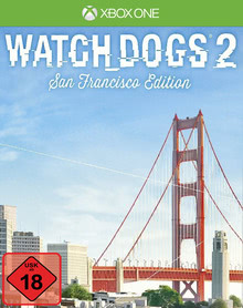 Verpackung von Watch Dogs 2 San Francisco Edition [Xbox One]