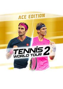 Verpackung von Tennis World Tour 2 - Ace Edition [PC]