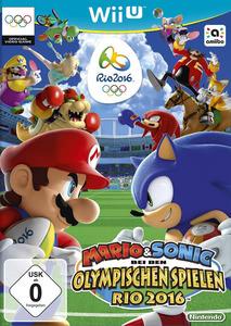 Verpackung von Mario & Sonic bei den Olympischen Spielen: Rio 2016 [Wii U]
