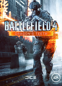 Packaging of Battlefield 4 Dragon's Teeth [PC]