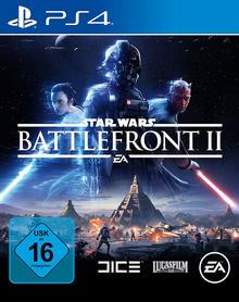 Verpackung von Star Wars Battlefront 2 [PS4]