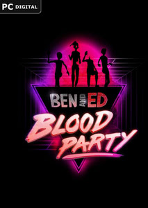 Packaging of Ben and Ed - Blood Party [PC]