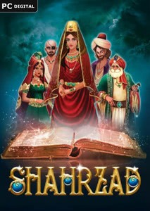 Packaging of Shahrzad - The Storyteller [PC]