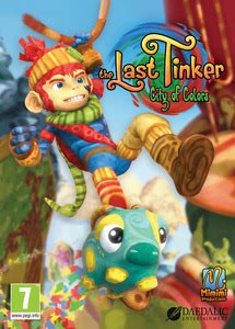 Packaging of The Last Tinker: City of Colors [PC / Mac]