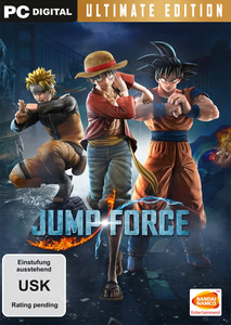 Verpackung von Jump Force Ultimate Edition [PC]