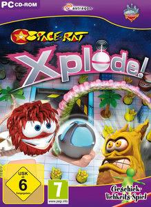 Verpackung von Space-Rat: Xplode! [PC]
