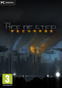 Packaging of Age of Steel: Recharge [PC]