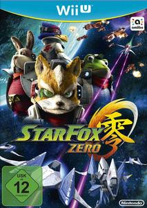 Verpackung von Star Fox Zero [Wii U]
