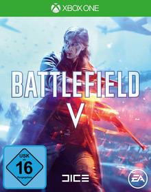 Verpackung von Battlefield V [Xbox One]