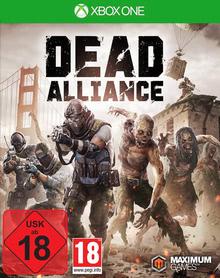 Verpackung von Dead Alliance [Xbox One]