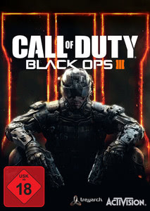 Verpackung von Call of Duty: Black Ops 3 [PC]