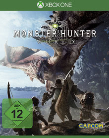 Verpackung von Monster Hunter World [Xbox One]