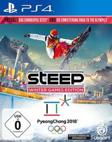 Verpackung von Steep - Winter Games Edition [PS4]