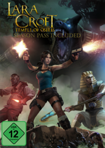 Verpackung von LARA CROFT AND THE TEMPLE OF OSIRIS Season Pass Included [PC]