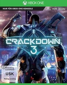 Verpackung von Crackdown 3 [Xbox One]