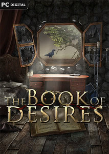Packaging of The Book of Desires [PC]