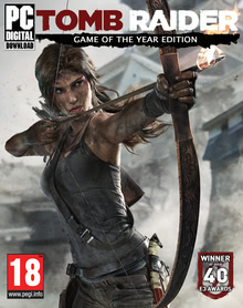 Packaging of Tomb Raider Game of the Year Edition [PC]