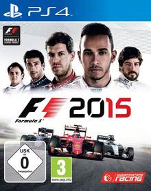 Verpackung von F1 2015 [PS4]