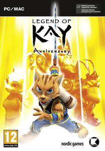 Packaging of Legend of Kay Anniversary [PC]