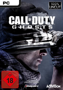 Verpackung von Call of Duty Ghosts [PC]