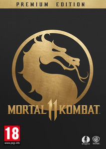 Packaging of Mortal Kombat 11 Premium [PC]