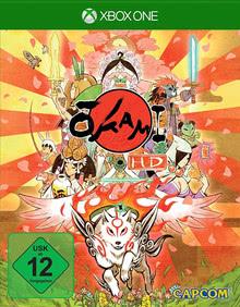 Verpackung von Okami HD [Xbox One]