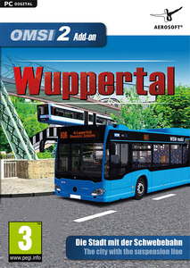 Packaging of Omsi 2 Wuppertal [PC]