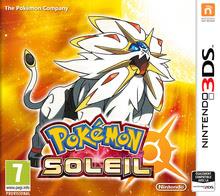 Emballage de Pokemon Soleil [3DS]