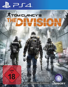 Verpackung von The Division [PS4]