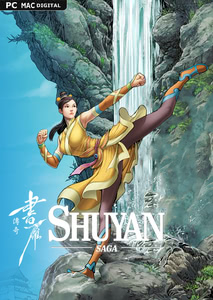 Packaging of Shuyan Saga [PC / Mac]