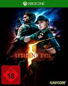 Verpackung von Resident Evil 5 [Xbox One]