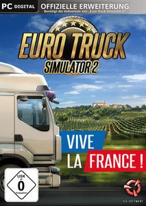 Verpackung von Euro Truck Simulator 2 Vive la France [PC]