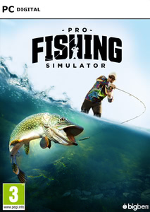 Packaging of Pro Fishing Simulator [PC]