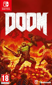 Packaging of DOOM [Switch]